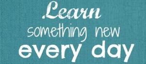 LearnSomethingNew